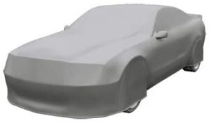 CoverMaster Gold Shield Car Cover for Ford Mustang - 5 Layer Waterproof (Fits:2005-2014)