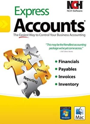 Express Accounts Accounting Software Free [PC Download]