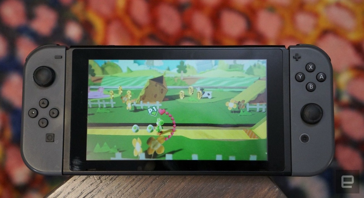 Nintendo Switch sales topped 735,000 in October